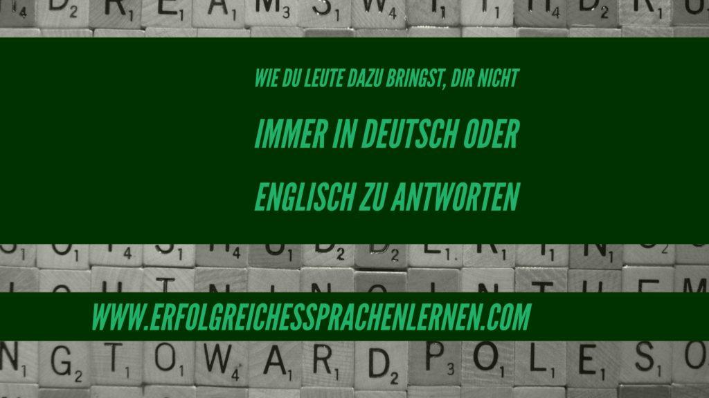 deutsch-oder-englisch