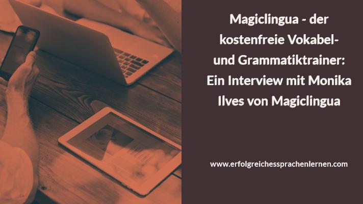 Magiclingua Vokabel- und Grammatiktrainer